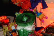Fiesta Forever / Enjoy the bright bold colors of a fiesta event!
