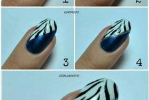 manicures d'ongles