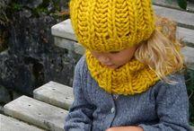 knitting bambini