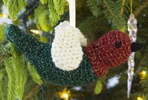 Crochet patterns for Christmas / by Cheryl Keiper