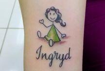 tatoo para neta