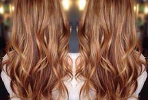 stunning hair highlights