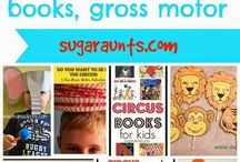 Library Storytime - Circus