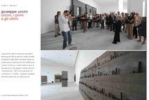 Giuseppe Uncini- I primi e gli ultimi / Mostra 21-06-2011/02-10-2011