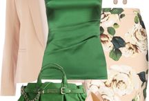 "Jade Green Fashion Obsession / A board dedicated to establish a signature ""jaded"" green style!"