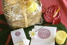 Hawaiian Spa Gift Baskets and Bags