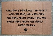 Quotes about reading and writing