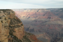 The trip / Road trip with my sister to Grand Canyon / by Linda Ford