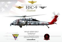 Helicopter Lithographs