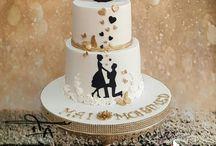 tort na ślub
