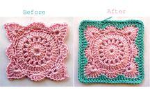 tutorial crochet <3