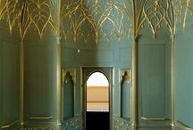 Neogothic Interior