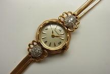 vintage ladies watch / by Watch Cti