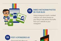 Instagram / Todo acerca de la red visual y donde puedes compartir tus imágenes y fotos