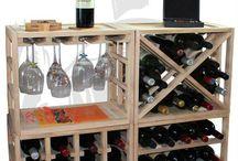 Wine standal