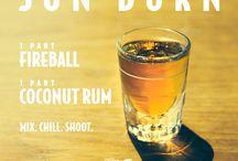 Alkohol  / Drinkar/shots
