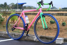 Awesome Bikes / by Fortified Bicycle Alliance