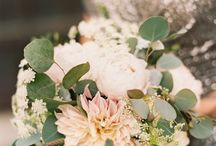 Denver industrial wedding inspiration at Blanc