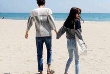 Couples ulzzang sweet