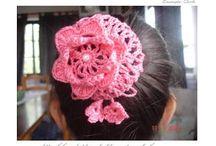 Rede para cabelo