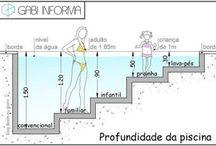 medidas  piscinas