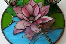 Stained glass - Fragile Beauty - Glass Art
