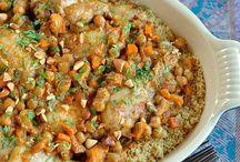 Morocco Dinner, Saturday 14th November