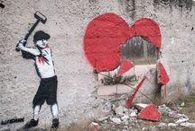 street art / by joanne reidy