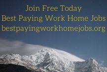 Best Paying Work Home Jobs / Best online program on the internet , build and promote your own business and promote it to all internet users for FREE  http://bestpayingworkhomejobs.org/