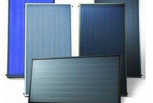 flat panel solar water heater / sales@blueclean.com.cn solar flat panel