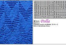 Knitting pattern - pola