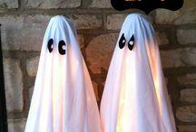 halloween decorations -floor 31 / by Shan Ali