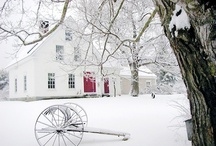 Winter in New England / Discover the delights of winter in New England and around Cape Ann | Atlantic Vacation Homes