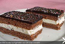 Kuchenrezepte Cake recipes / Meine Lieblingsrezepte My favourite recipes