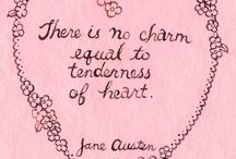 Jane Austen / by Terry Miles