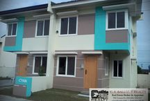 Cyan - New Townhouse just for you / Affordable Real Estate Properties in Angeles City, Philippines