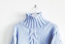 modèle de tricot