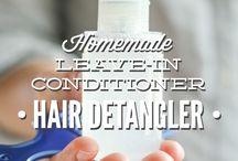 diy hair detangler