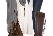 °•Fashion•° → The pinterest closet I wish I could have...