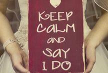 keep calm ... / by Diane Klein