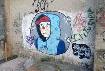 Urban Art / Graffiti, urban art, etc