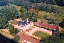 Château à louer: La Meynardie en Dordogne / Location de vacances ou mariages.