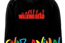 Camperas The Walking Dead / Camperas The Walking Dead