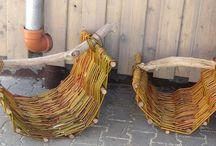 Olivenschnitt flechten