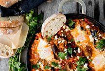 Mediterraner gerechten