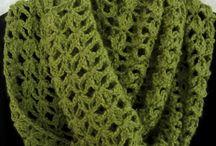 κασκόλ πρασινο