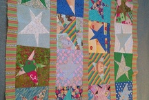 quilting ideas... / some of my work plus inspirational things to do with fabrics...