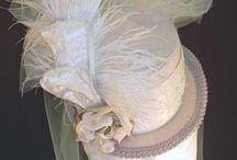 Wrag Barn Ideas - Wedding Hats
