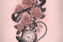 Tattoo lover's / Inspiração para tatuagens...