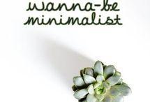 minimalism